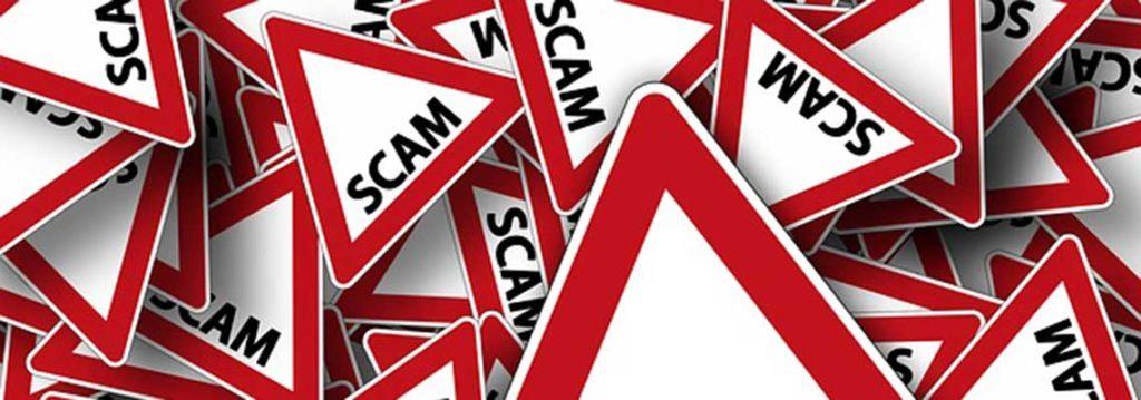 invoice interception scams