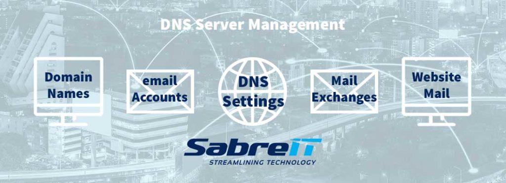 DNS Server Management