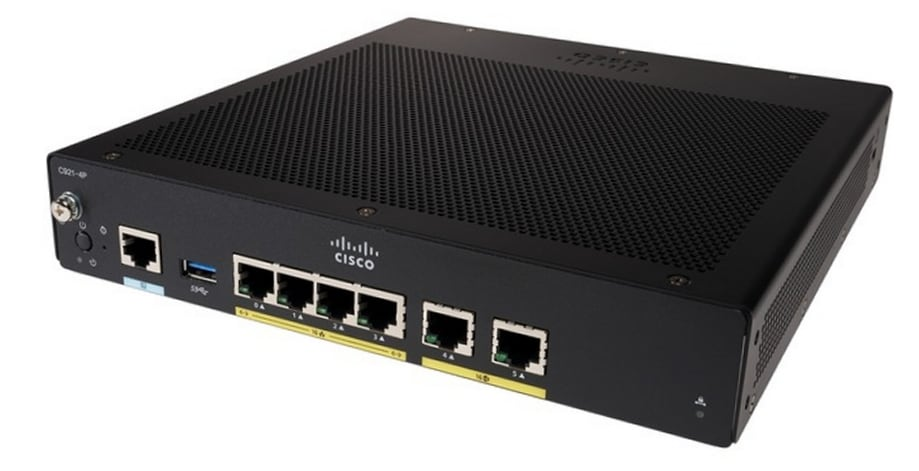 IT Packages Secure Router